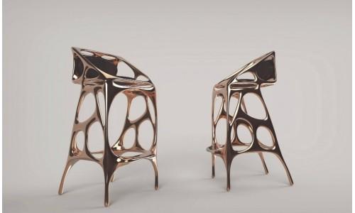3D Печать мебели как новый шаг в декоре интерьера