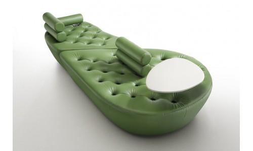 Адаптируемый диван со множеством разных форм