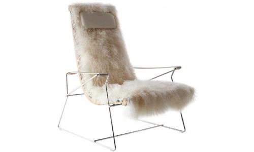 Меховое кресло от Антонио Цитерио