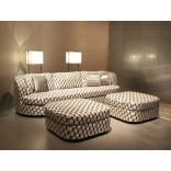 Мебель Armani Casa от Джорджио Армани - диван Турандот