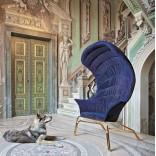 Достоин королевы это кресло-трон