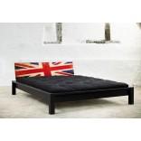 Кровати с металлическим изголовьем
