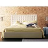 Кровать с ящиками внутри