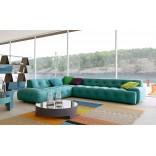 Большой четырехместный диван