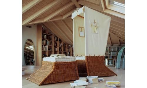 Всепогодная мебель от дизайнера Bonacina Pierantonio