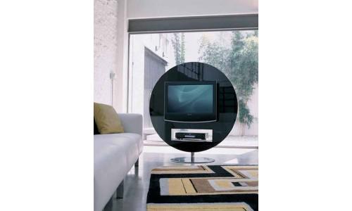 Поворотная подставка для телевизора от дизайнера Джино Каролло
