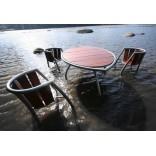 Деревянная напольная мебель от фирмы Calanc