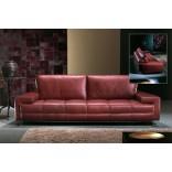 Современный кожаный диван от Каса Нова