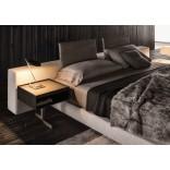 Оригинальные кровати от Minotti