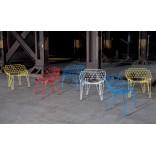 Легкие проволочные кресла от Уайд
