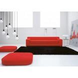 Современный диван: стеганая текстура на 3d поверхности