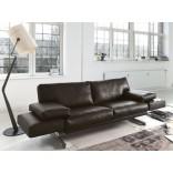 Огромный кожаный диван дизайнеров Альфреда Клини и Габриэле Ассманн
