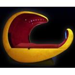 Роскошная кровать, принимающая форму владельца