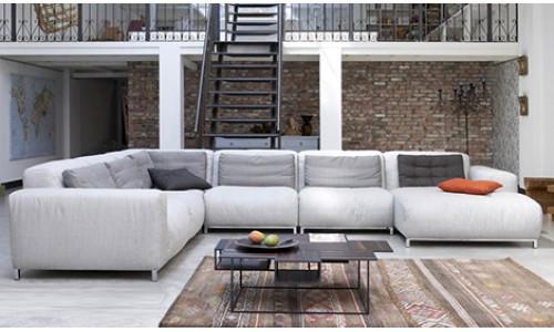 Большая мебель для модной гостиной