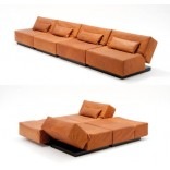 Современная модульная система - возможности дивана бесконечны