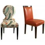 Оригинальные стулья для столовой