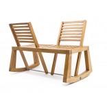 Сиденья с двойным обзором и поворотной спинкой