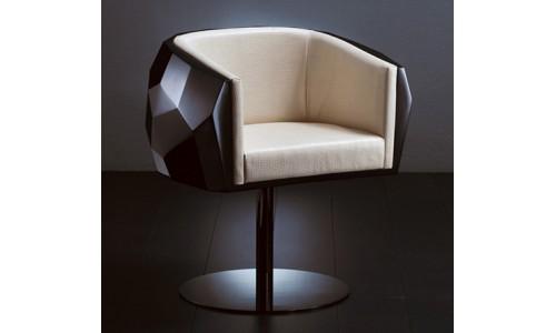 Crystal Chair - современный камень