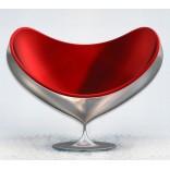 Поворотный стул из стеклопластика от дизайнера Джованнетти