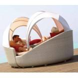 Современная уличная мебель от Gloster - коллекция Eclipse: ваше личное пространство