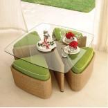 Современная садовая мебель от Gloster