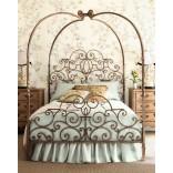 Плетеная кровать от Horchow