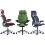 Регулируемое офисное кресло с 18 настройками