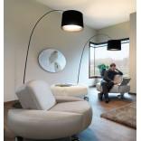 Очень гибкий дизайн кресла Leolux со своим светом