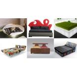 Современный и креативный дизайн кроватей