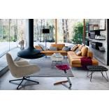 Современный модульный диван со съемными спинками