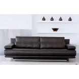Классический стиль кожаного дивана