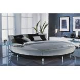 Круглые кровати современного дизайна