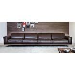 Большой современный диван от Vibieffe