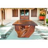 Gorgeous Salvaged и его деревянный стол