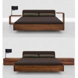 Кровать из твердой древесины от Zeitraum