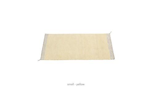 Однотонный ковер из шерсти Ply Rug
