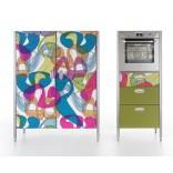 Красочные кухни от дизайнера Карима Рашида
