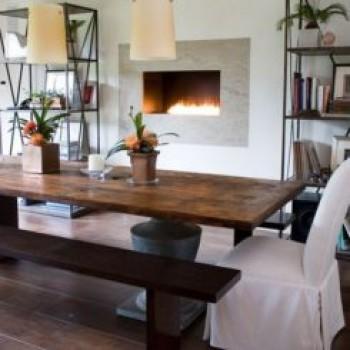 10 свежих и идей в стиле Кози для дизайна столовой