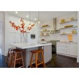Красиво и функционально, открытые полки на вашей кухне