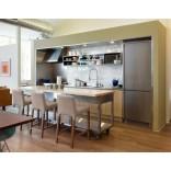 Как добавить больше свободного пространства островной кухне