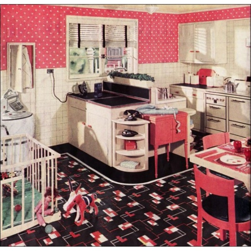 retro kitchen design you never seen before