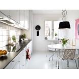 Белые кухни, свежие подходы