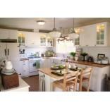 Малые островные кухни - дизайнерские идеи для небольших помещений