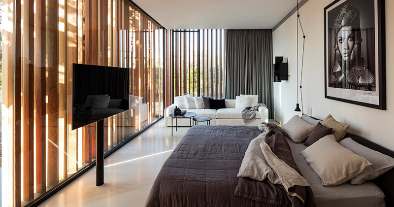 Дизайн Pitsou Kedem Architects