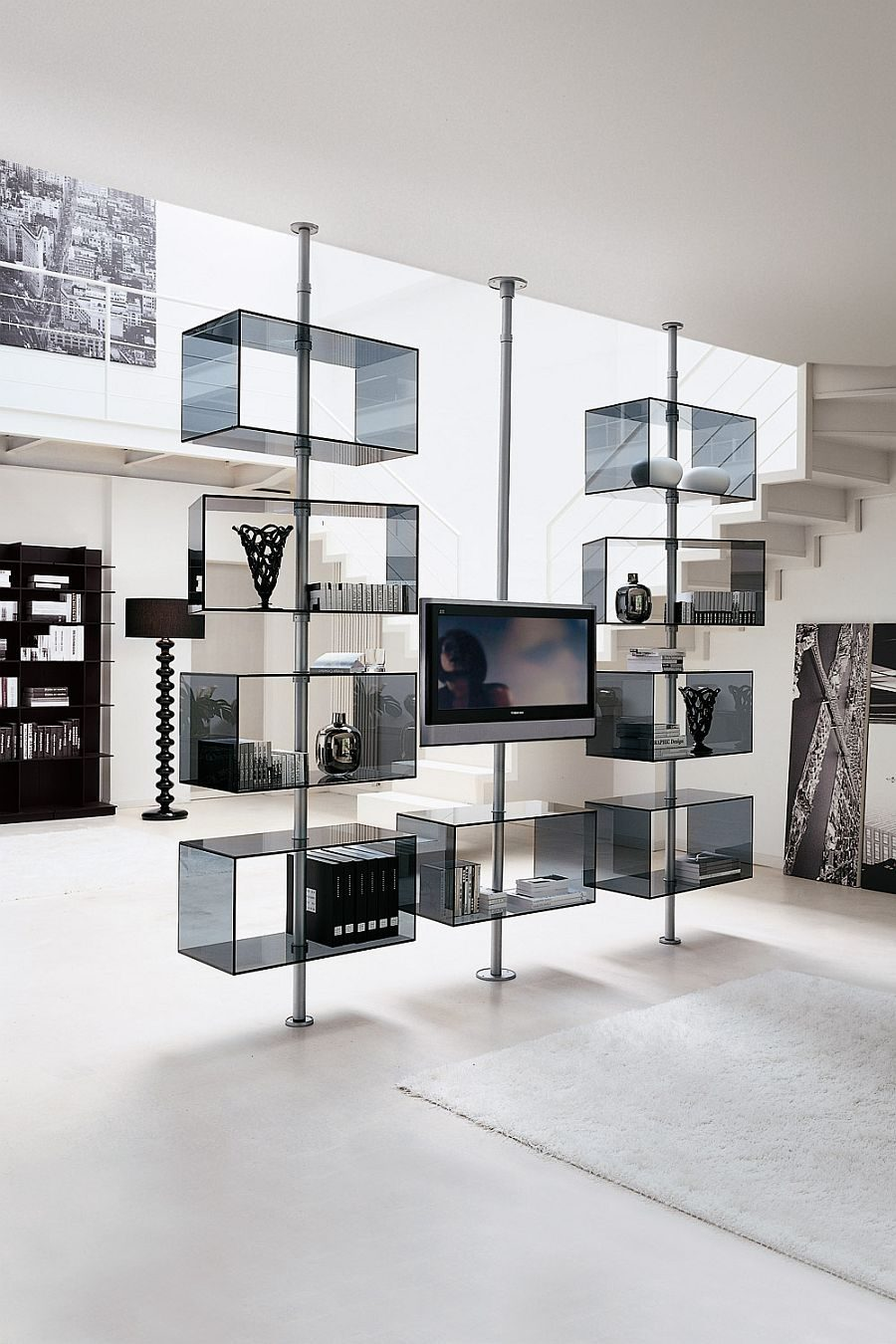Domino TV Stand by T.Colzani для Porada