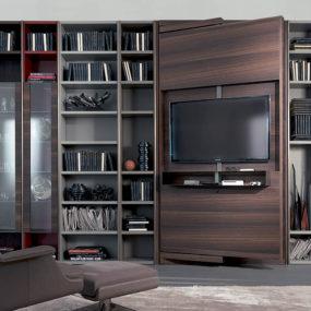 REVO OVER ТВ-стенд 285x285 44 Современные дизайнерские стенды для Ultimate Home Entertainment