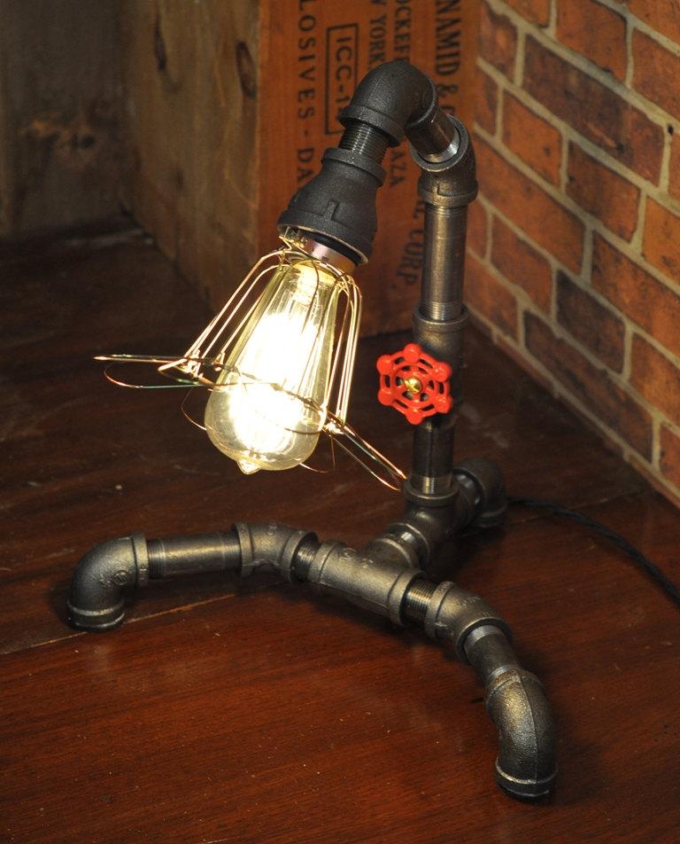 водопроводные трубы-освещения-светильники-романтично-промышленно-6.jpg