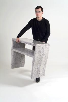 Одноразовая мебель