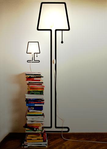 светильник на стену своими руками из дерева
