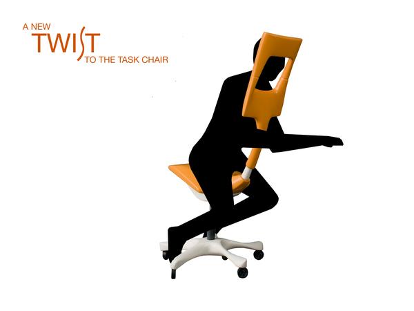 Эргономичное компьютерное кресло, для тех, кто проводит много времени за компьютером.